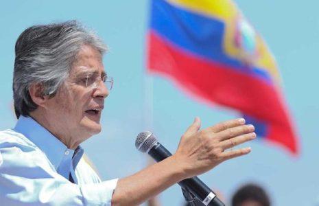 Ecuador. Presidente viajará a Perú por juramentación de dignatario