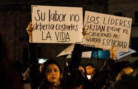 Colombia. Asesinan en El Carmen al líder social Jean Carlos Rodríguez Díaz