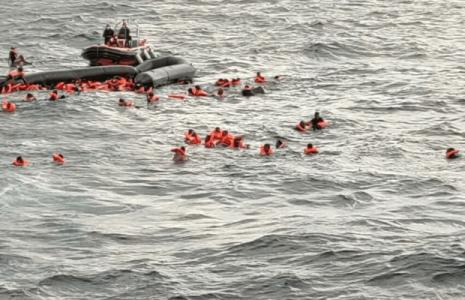 Migrantes. La situación en Libia dispara el número de víctimas en el Mediterráneo central