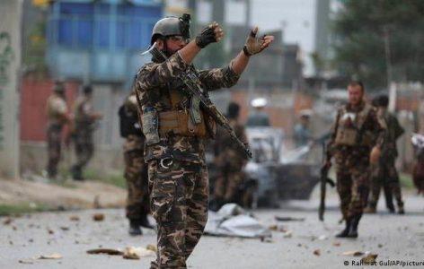 Afganistán. Gran explosión sacude Kabul, la capital afgana