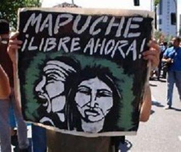 Nación Mapuche. Actualización de lista de Presos Políticos
