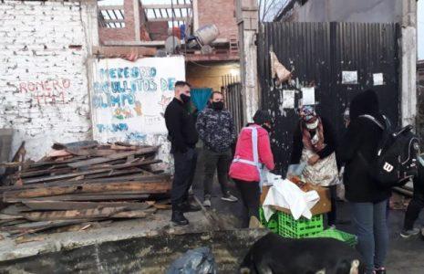 Argentina. El intendente Insaurralde y la policía de Sergio Berni ordenaron allanar locales de organizaciones sociales en Lomas de Zamora /Ocurrió este sábado por la mañana