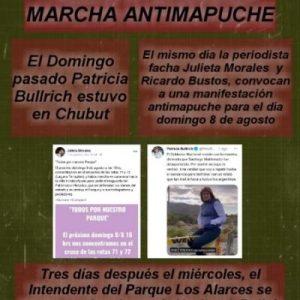 Nación Mapuche. La derecha mueve ficha: ¿Marcha Patriotica o AntiMapuche ?