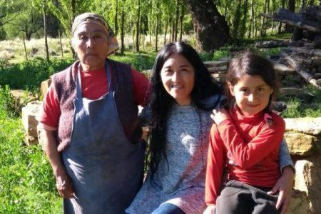 Nación Mapuche. Maternidad mapuche en tiempos de Benetton