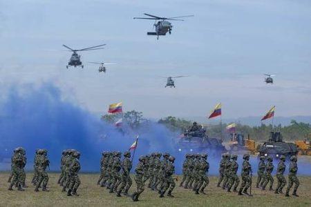 Colombia. Soldados colombianos en retiro refuerzan la industria mercenaria
