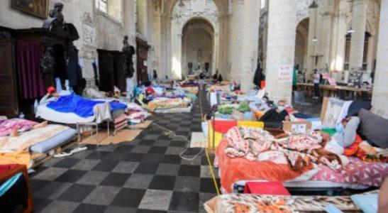 Migrantes. Organizaciones sociales exigen a los Gobiernos belga y español una respuesta para las personas sin papeles en esos territorios