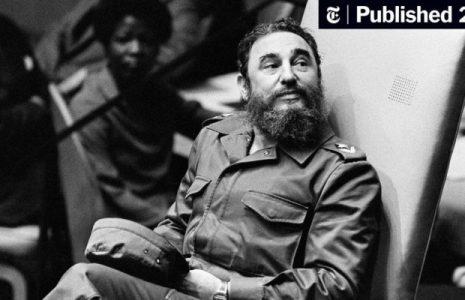 Cuba. Fidel 95 años/ De crecida en crecida