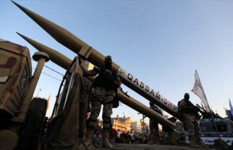 Palestina. HAMAS muestra músculo a Israel con una prueba de misiles en Gaza