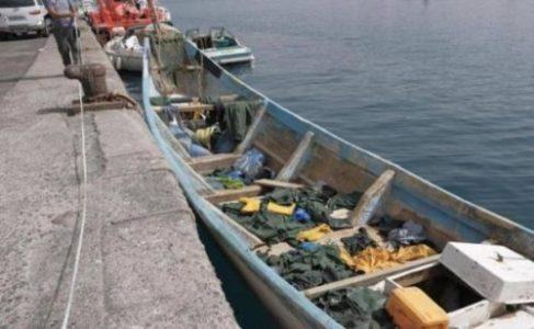 Migrantes. Localizan una patera con 40 personas muertas con destino a Canarias