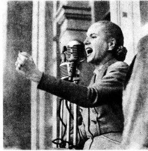"""Argentina. Memoria: A 70 años del Cabildo Abierto del peronismo (22 de agosto de 1951) y el """"renunciamiento histórico"""" de Evita"""