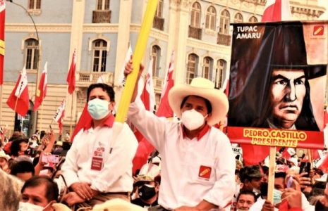 Perú. Cambio democrático o continuismo liberal