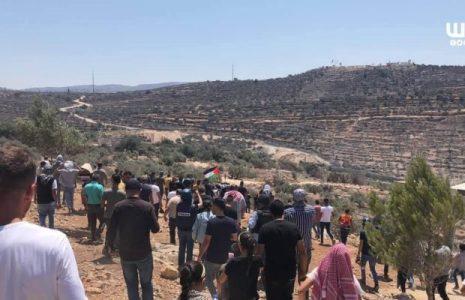 Palestina. Reportan enfrentamientos con las fuerzas de ocupación en la ciudad de Beita