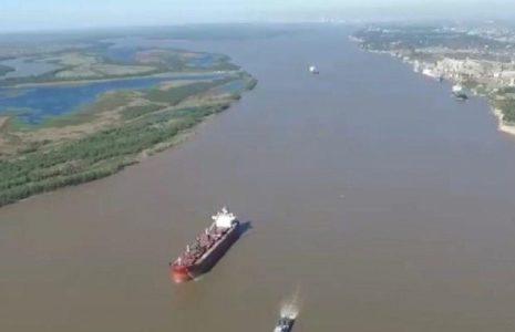 Argentina. La soberanía por el suelo: Sorpresivo cambio en la mal llamada Hidrovía permitirá extender la concesión privada