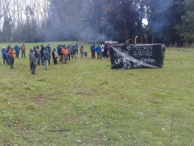 Nación Mapuche. Reivindicaciones de los predios El Nudo, Huichahue y UFRO de parte de la Lof Trapilhue