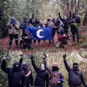 Nación Mapuche. Organizacion (L.R.T) Kutral Mawuida, esta ejerciendo el control territorial en la ruta R49 pemehue