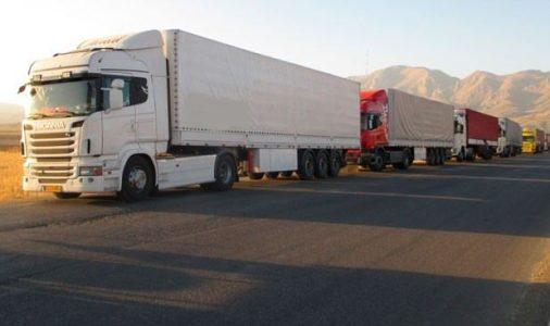 Medio Oriente. Se inaugura exitosamente el corredor Irán-Afganistán-Tayikistán-Kirguistán con un convoy de camiones