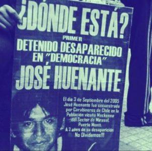 Nación Mapuche. Día del detenidx desaparecidx