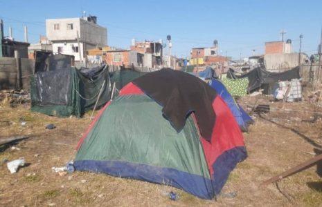 Argentina. Exigen solución habitacional en la Villa 21-24, Capital Federal