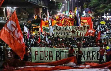 Brasil. Centrales sindicales llaman a la unión contra Bolsonaro