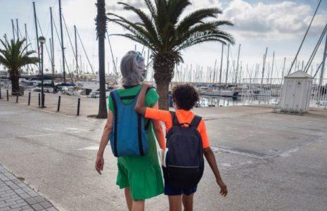 Estado Español. Un sindicato de madres frente al agotamiento de cuidar a sus hijxs