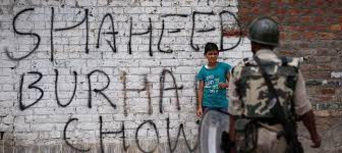 Cachemira. cómo se militarizó la atención médica bajo la ocupación india