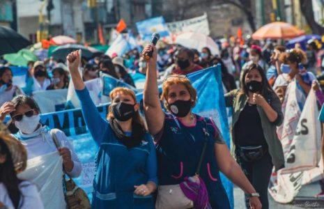 Argentina. Docentes de Salta: a pesar de la claudicación de algunos sindicatos, muchas maestras autoconvocadas están resueltas a seguir la lucha