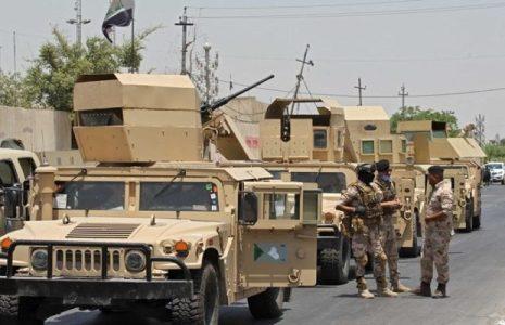 Irak. Fuerzas iraquíes lanzan operación «Venganza de los mártires» en la frontera con Siria
