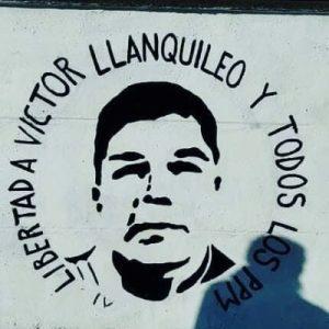 Nación Mapuche.  Situación de salud de Víctor Llanquileo Pilquiman