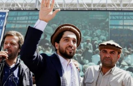 Afganistán. Ahmad Masud desmiente rumores sobre dominio talibán en la provincia de Panjshir