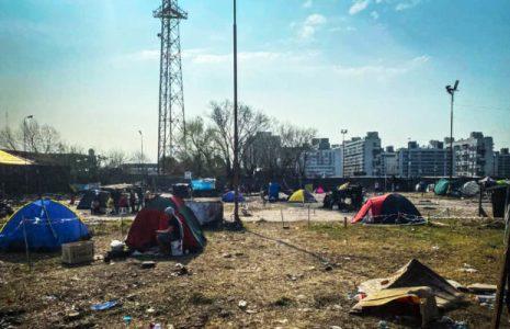 Argentina. La toma de una villa es una lucha por la vida y por la tierra