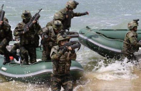 Corea del Norte. El país cuenta con un increíble número de comandos bien entrenados