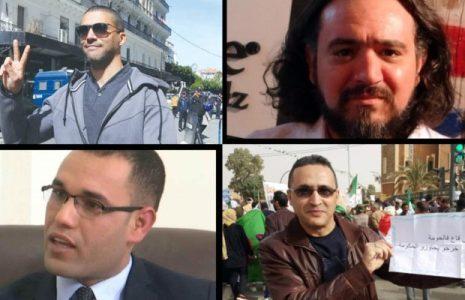 Argelia. Los periodistas se enfrentan a una creciente represión por informar sobre las luchas populares
