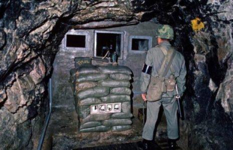 Corea del Norte. La importancia en el plano militar de poseer una Fuerza subterránea