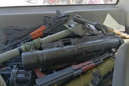 Siria. Más de 400 militantes en Daraa deponen sus armas y renuncian a la violencia