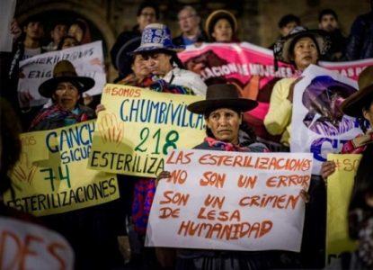 """Perú. Publican libro """"Perú: las esterilizaciones en la década del terror"""""""