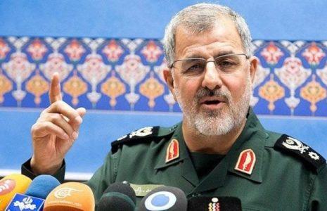 Irán. Anuncia respuesta firme contra terroristas posicionados en el Kurdistán iraquí