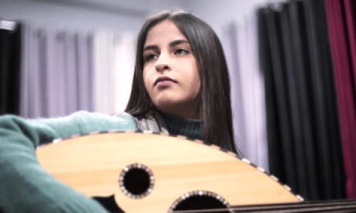 Palestina. Gaza: «Debe haber música en todas nuestras vidas»