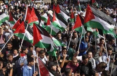 Palestina. Calles palestinas entran en ebullición en respaldo a presos fugados