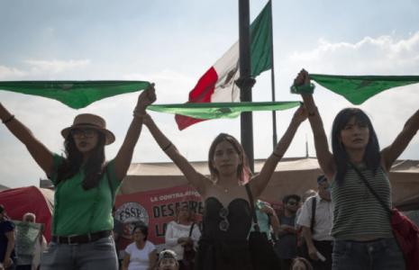 Feminismos. México, el cuerpo de las mujeres, el cuerpo de todas las batallas