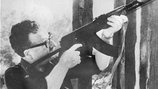 Chile. El fusil de Chicho (poesía-homenaje)