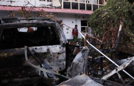 Afganistán. Ataque con drones de EE.UU  asesinó a civiles