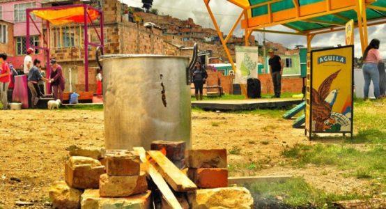 Colombia. Festival de Artes para la Paz en Usme, Bogotá