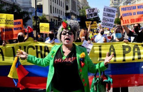Colombia. Iván Duque, el invitado que no es bienvenido