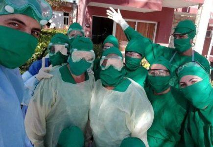 Cuba. Un doctor y el peor mes de la pandemia en Holguín