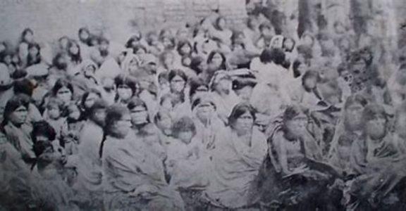 Nación Mapuche. El  holocausto del que nadie quiere hablar