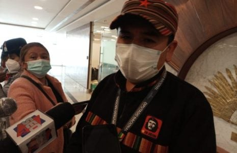 Bolivia. Diputado Rojas recuerda a la CIDH que hubo 38 asesinatos en la gestión de Jeanine Áñez