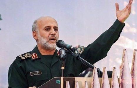 Irán. Alto comandante iraní insta a la producción de armas «sorprendentes»