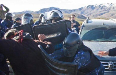 Nación Mapuche. La Gremial de Abogados y Abogadas en otra defensa de las Comunidades. Se inicia el juicio de la causa «La Trochita»