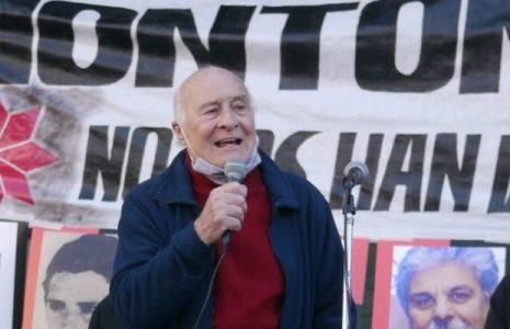 Argentina. Ex comandante montonero Roberto Perdía convocó a organizarse desde abajo para luchar contra el capitalismo y sus cómplices locales (video completo)