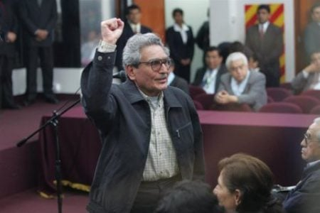 Perú. Habla el abogado de presos políticos Miguel Sánchez sobre las circunstancias de la no entrega de los restos de Abimael Guzmán